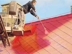 Nástřik epoxidových barev ( Jihočeský kraj okres Prachatice)
