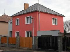 Stav po realizaci zakázky - Nátěr fasádních barev ( Jihočeský kraj okres Prachatice)