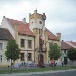 Obnova fasády městského úřadu ( Plzeňský kraj okres Klatovy)