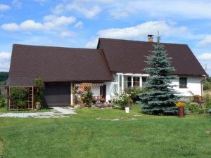 Renovace domu ( Středočeský kraj okres Příbram)