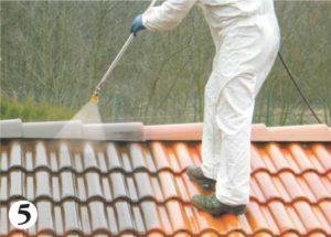Nástřik špičkové epoxidové a polyuretanové barvy ( Jihočeský kraj okres Písek)